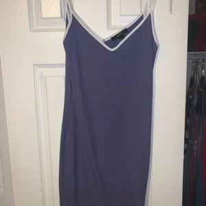 Purple Small Dress